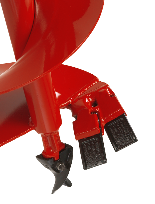 Heavy-Duty Snap-On Augers