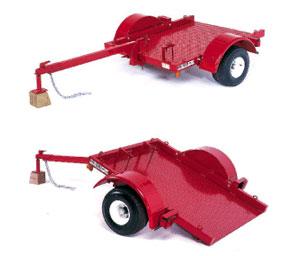 Liitle Beaver Kwik-Trench trailer