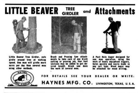 Little Beaver - Haynes Manufacturing
