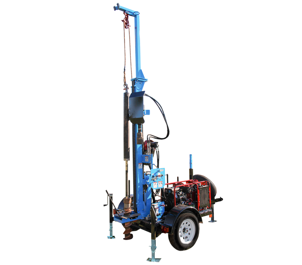 LST1G+HD Soil Sampling Drill