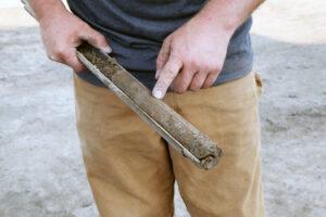 Split Spoon Soil Sampler